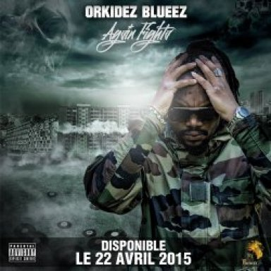 Orkidez Blueez - Again Fighta